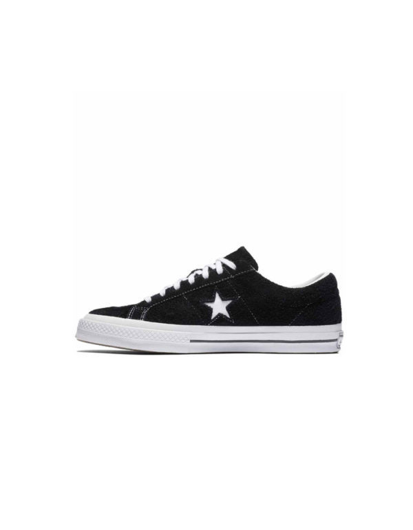 Star Black Converse Shoes One Suede 7bf6gy